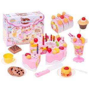 045-Szeletelhető torta szett