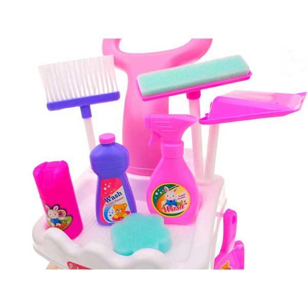 015-takarítószett kislányoknak