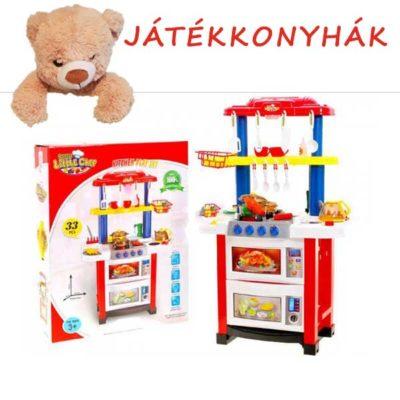Játékkonyhák
