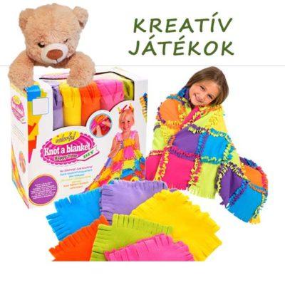 Kreatív játékok