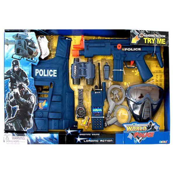 181-rendőr jelmez