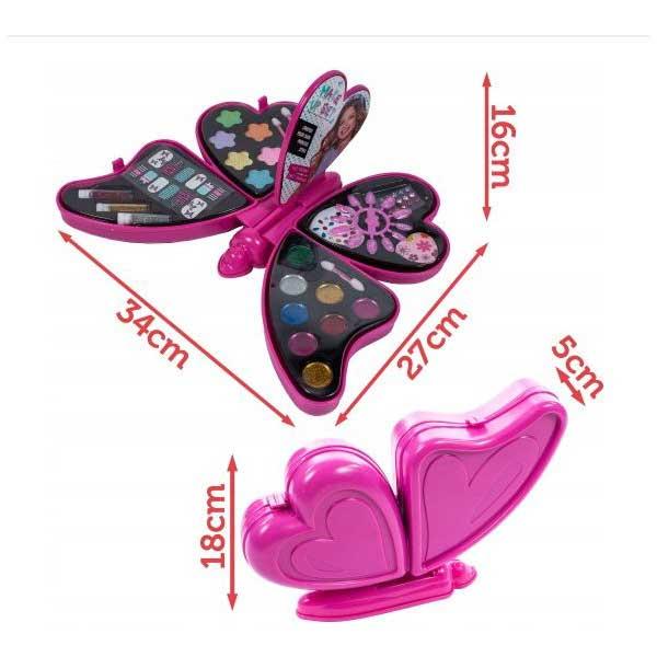 311-Smink készlet pillangó