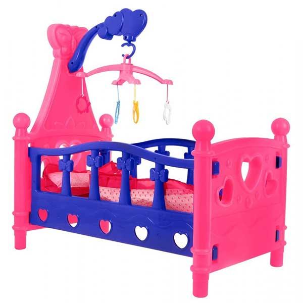 378-Játék babaágy