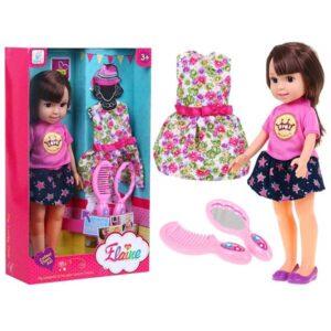 385-Játékbaba kiegészítőkkel