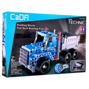 388-Cada teherautó kék billencs