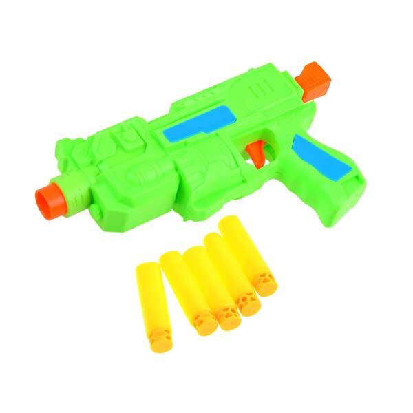 431-Mellény töltényekkel és játékfegyverrel