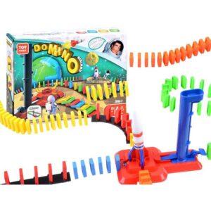 441-Domino rakéta oktató játék
